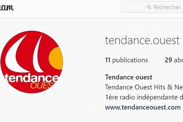 Un compte Instagram usurpe l'identité de Tendance Ouest!