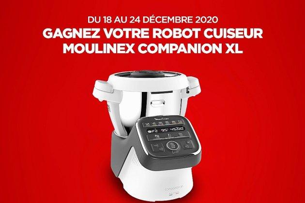 Remportez leCompanion XL de Moulinex avec Tendance Ouest