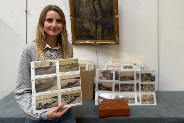 Des cartes postales historiques de la Manche à vendreaux enchères