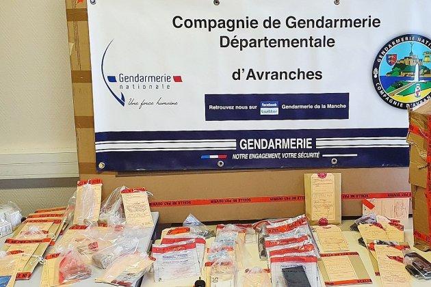 Un trafic de stupéfiants mis au jour entre la Bretagne et la Manche