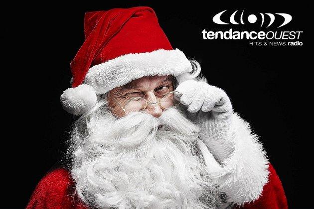 Le Père Noël, invité VIP de Tendance Ouest mercredi