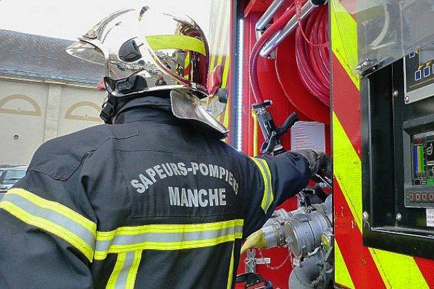 Une personne relogée après l'incendie de son domicile
