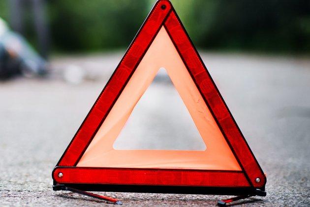 Septpersonnes blessées dans un accident après une averse de grêle