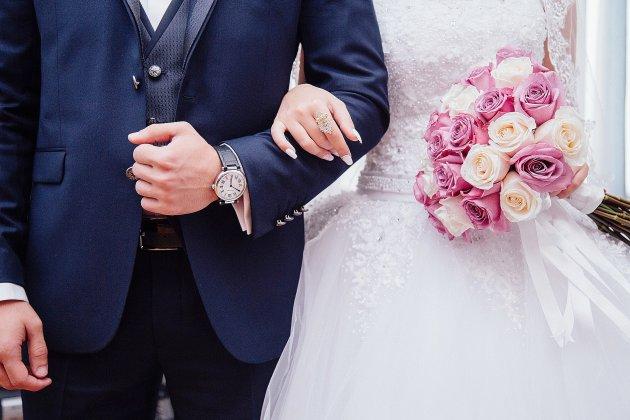 À Caen, le nombre de mariages a chuté sur l'année 2020