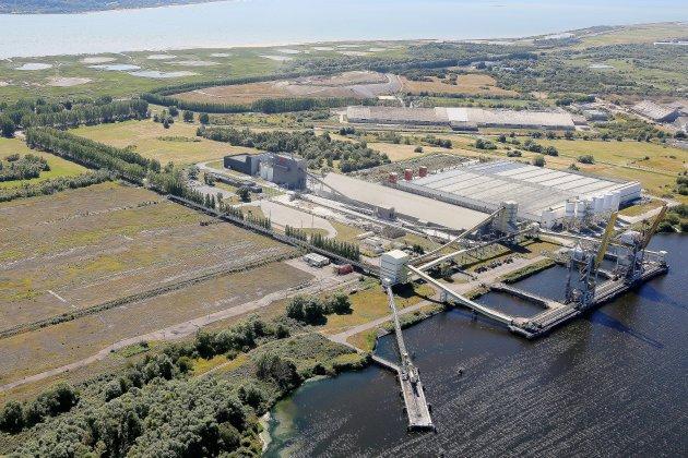 Sur le port, le terminal multivrac relancé l'été prochain