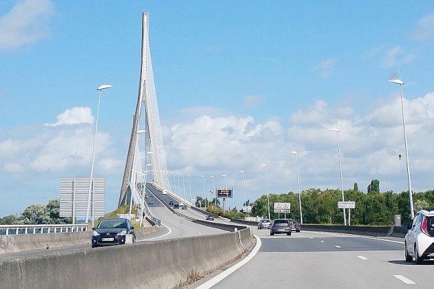 Péages: pas d'augmentation pour les ponts de Normandie et Tancarville