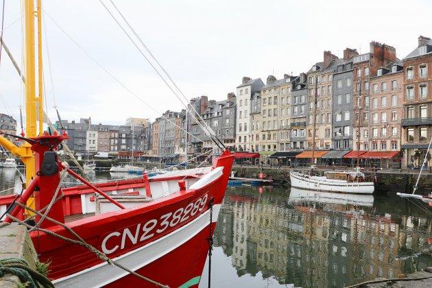 Tendance Ouest en direct du port de Honfleur