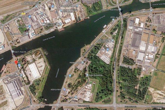Sur la Zone industrialo-portuaire, trois ponts réservés à la circulation aux heures de pointe
