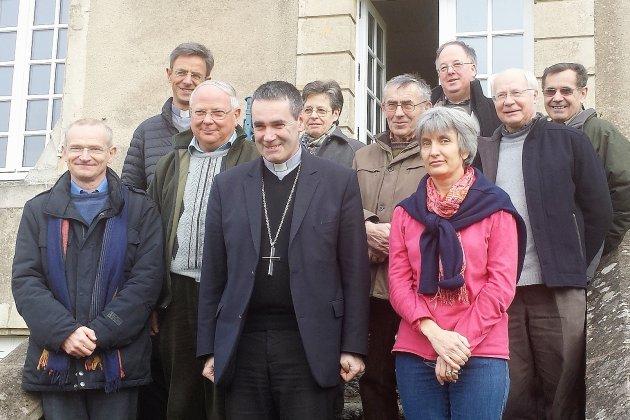 L'abbé Philippe Pottier a été élu administrateur du diocèse de Séez
