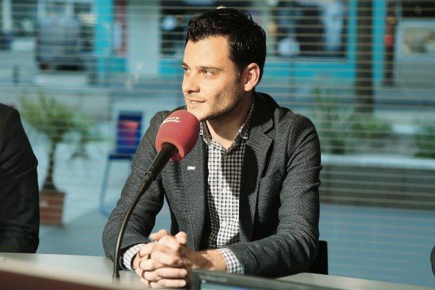 Le député Damien Adam plaide pourun couvre-feu avancé à 18heures