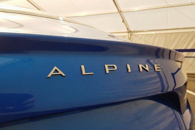 L'usine Alpine espère des annonces pour pérenniser son avenir