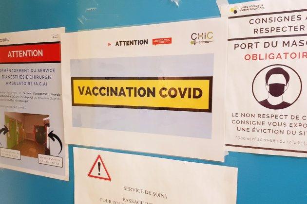 Vaccination des plus de 75 ans: sept centres ouvrent dans l'Orne
