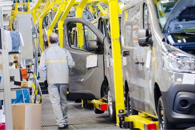 Renault Sandouville veut son Trafic électrique