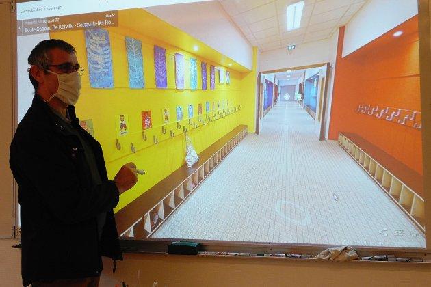 À Sotteville, une école et un espace multi-accueil totalement rénovés