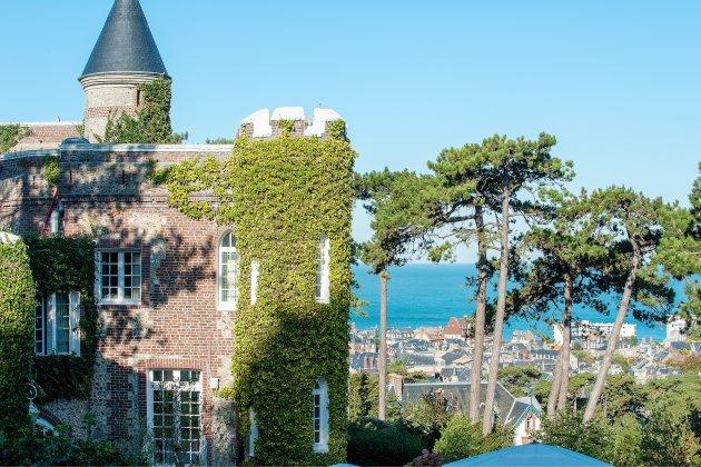 Le Domaine Saint Clair, seul nouvel étoilé de Normandie au Michelin