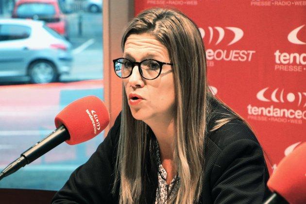 """Stéphanie Yon-Courtin: """"J'ai autre chose à faire que d'être tête de liste"""""""