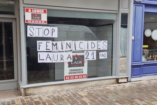 Féminicide : un rassemblement pour Laura, apprentie coiffeuse de 21 ans