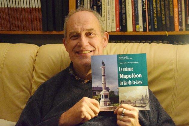 Un livre complet sur la colonne Napoléon du Val-de-la-Haye