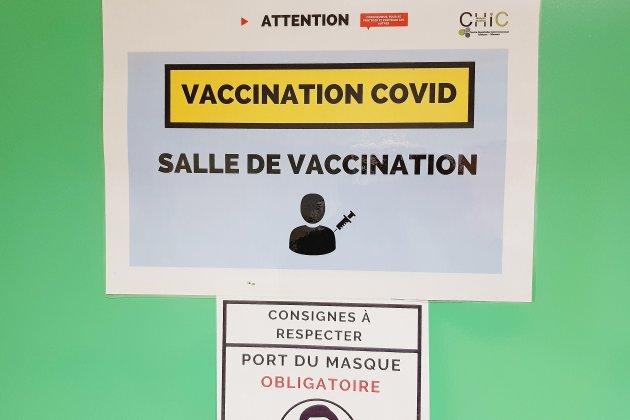 Covid-19: la pénurie de vaccins est désormais bien visible