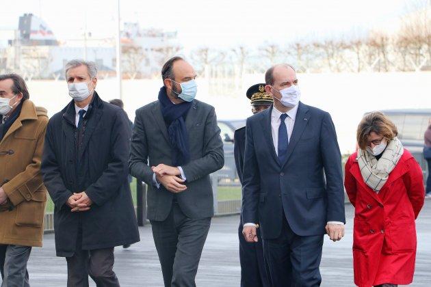 Près d'1,5 milliards d'euros pour consolider la fusion Le Havre-Rouen-Paris