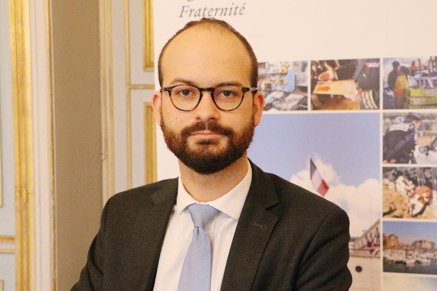 Julien Decré, 27 ans, est le nouveau sous-préfet
