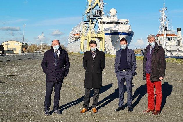 Covid-19, Brexit: l'heure du bilan pour la CCI Caen Normandie