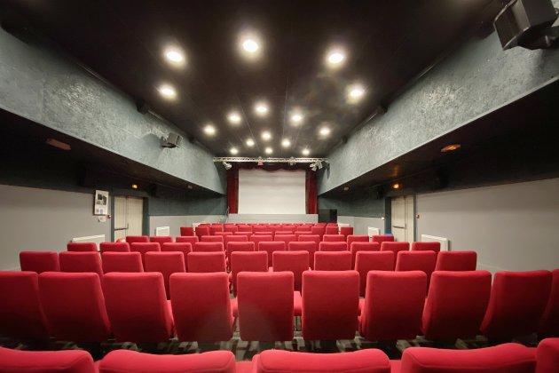 Au Lux, des spectateurs déclarent leur amour… aux cinémas