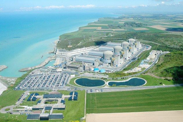 La centrale nucléaire arrêtée… à cause de poissons!