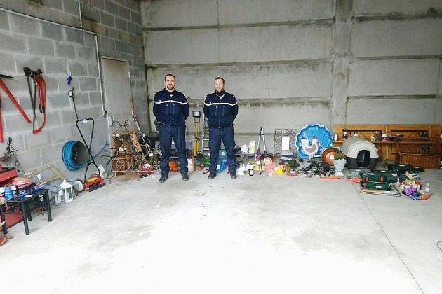 Cambriolages en série : une suspecte identifiée par les gendarmes