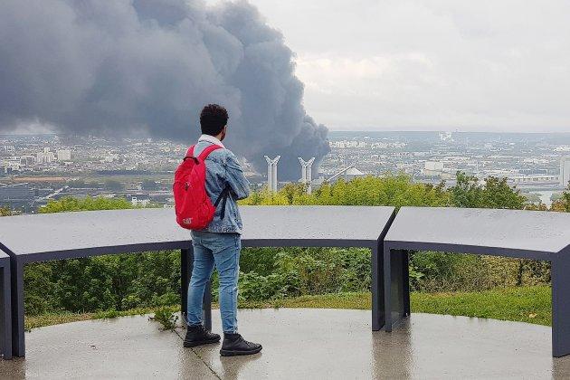 Quel bilan pour l'enquête de santé après l'incendie de Lubrizol?