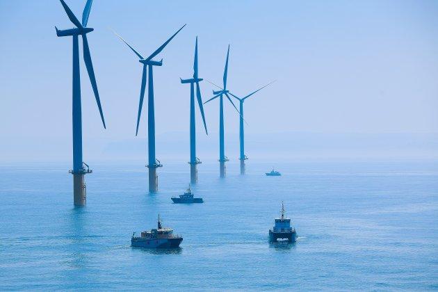 Investissez dans le parc éolien en mer