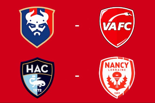 Suivez Caen-Valenciennes et Le Havre-Nancy en direct intégral