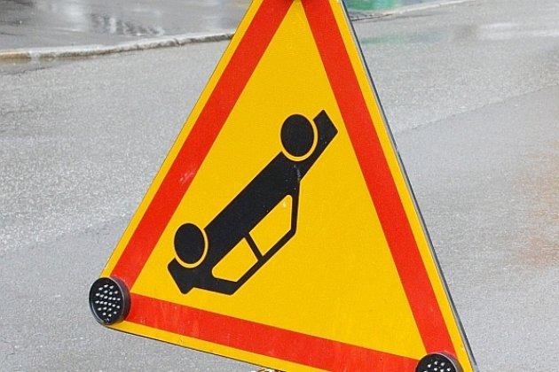 Accident entre un poids lourd et plusieurs voitures
