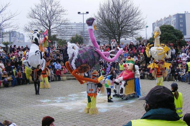 Le carnavalfait son retour àCherbourg
