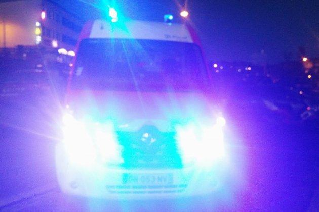 Un homme grièvement blessé après un accident de la route