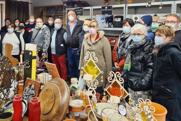 La Proxyclerie du Ramponneau forme ses bénévoles