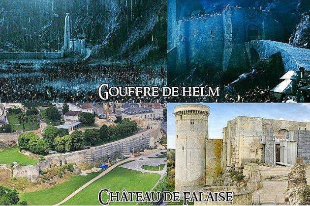 Quand la Normandie devient un haut lieu du Seigneur des anneaux