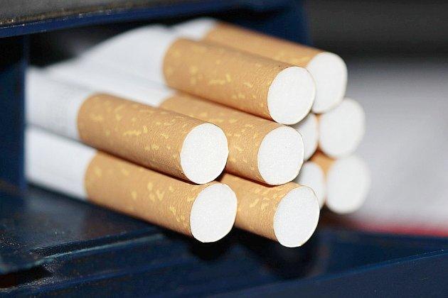 Contrebande: saisie record de cigarettes sur le port