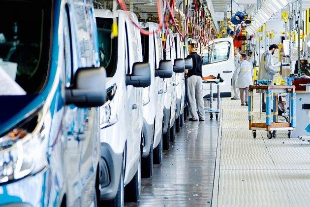 Production du Trafic: Renault doit augmenter les cadences