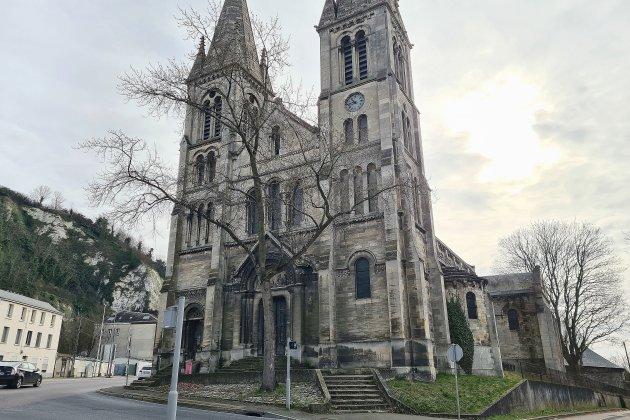 Un nouvel appel à projets pourl'église Saint-Paul à Rouen