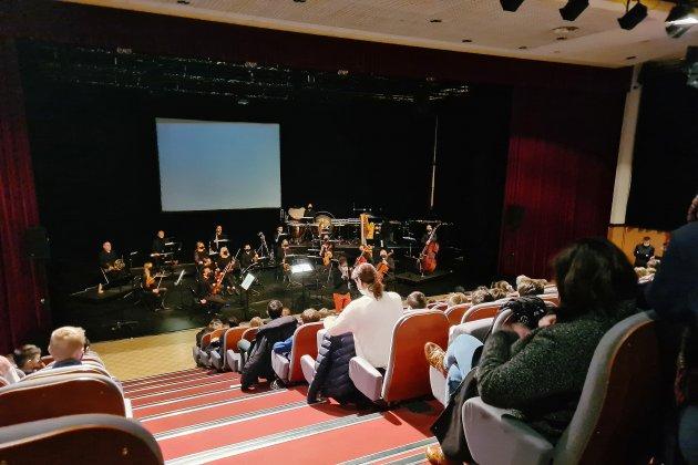 L'Opéra de Rouen retrouve un public le temps d'une journée