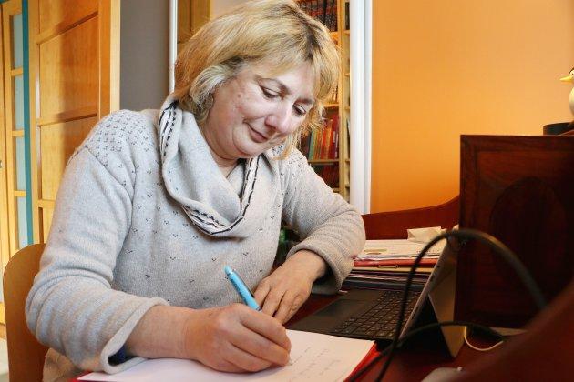 Florence Coquin: sa passion des mots, enfin au service des autres