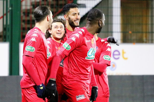 QRM s'offre le derby etles32e de finale de la Coupe de France