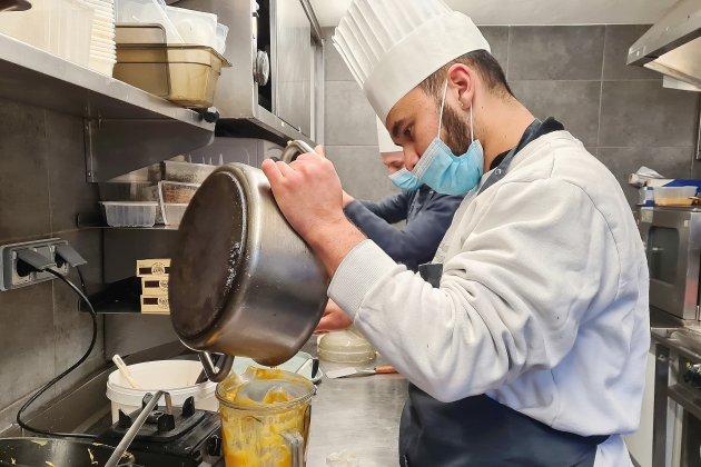 Restaurants et hôtels: les jeunes apprentisne perdent pas espoir