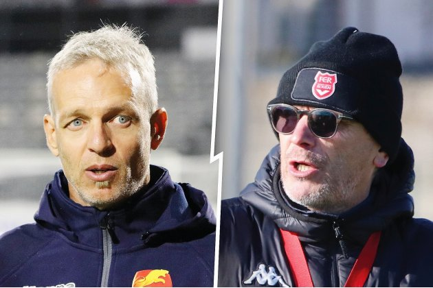 "David Giguel (FC Rouen): ""C'est reparti pour quatre mois intenses """
