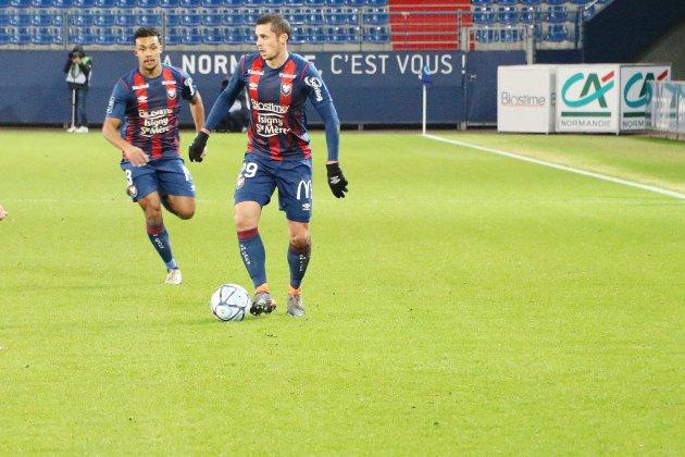 Le Stade Malherbe Caen accueille l'autre club de la capitale