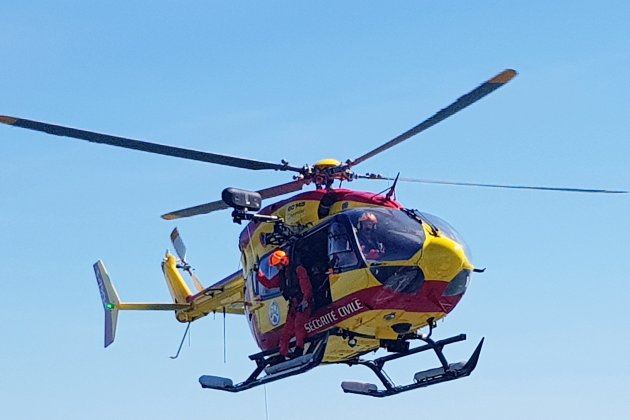 Deux blessés dans une collision, une conductrice en état critique