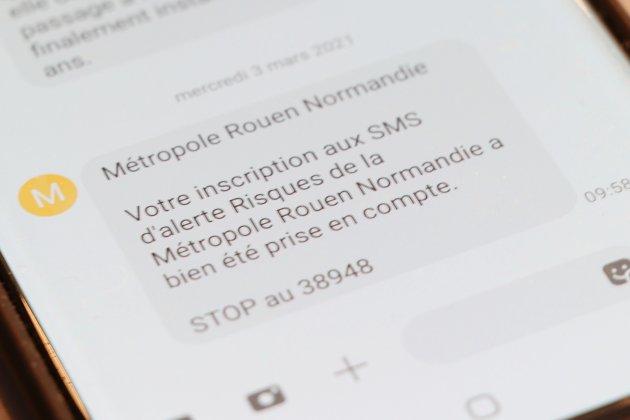 Risque sanitaire et industriel: les inscriptions à l'alerte SMS sont ouvertes