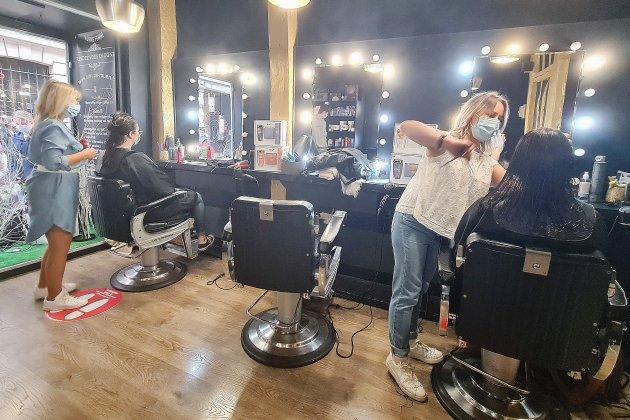 La coupe à 2€chez une coiffeuse attirede nombreux étudiants