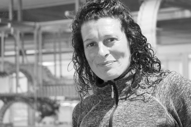 Karine Marsilly, sa vie dans les arbres en Normandie